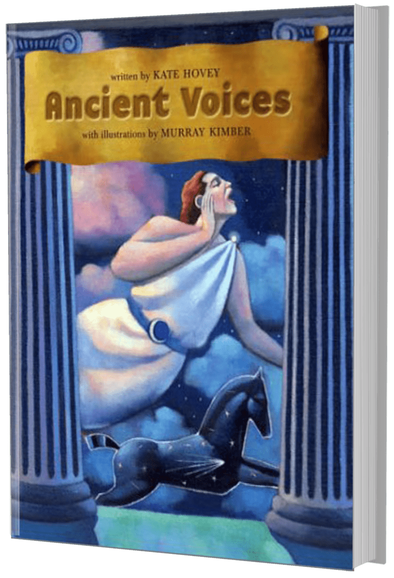 Ancient Voices cover 3D