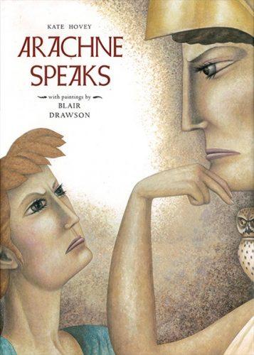 Arachne Speaks revised cover