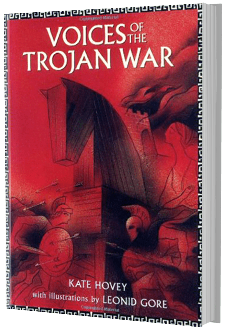 Voices of the Trojan War cover 3D